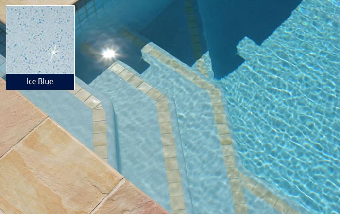 Quartzon Pool Renders Colour Chart From Austral Pool
