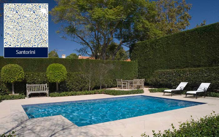 Quartzon Pool Renders Colour Chart From Austral Pool Amp Spa Products New Zealand