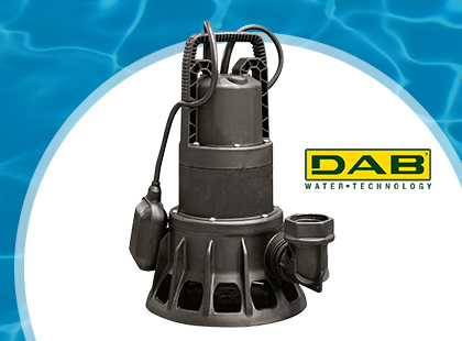 DAB FEKA BVP 750 Pool Pump